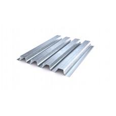 Профнастил Н75 оцинкованный 0,7 мм (6 м)
