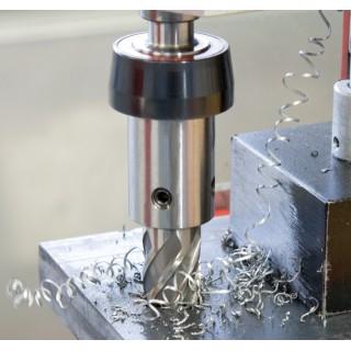 Высверливание отверстий в металле любой толщины
